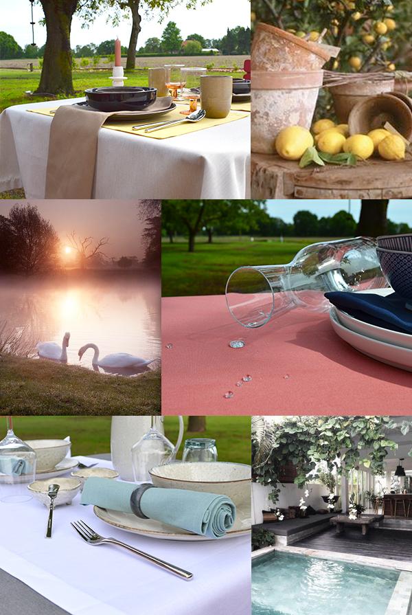 Cottona summer table 2018