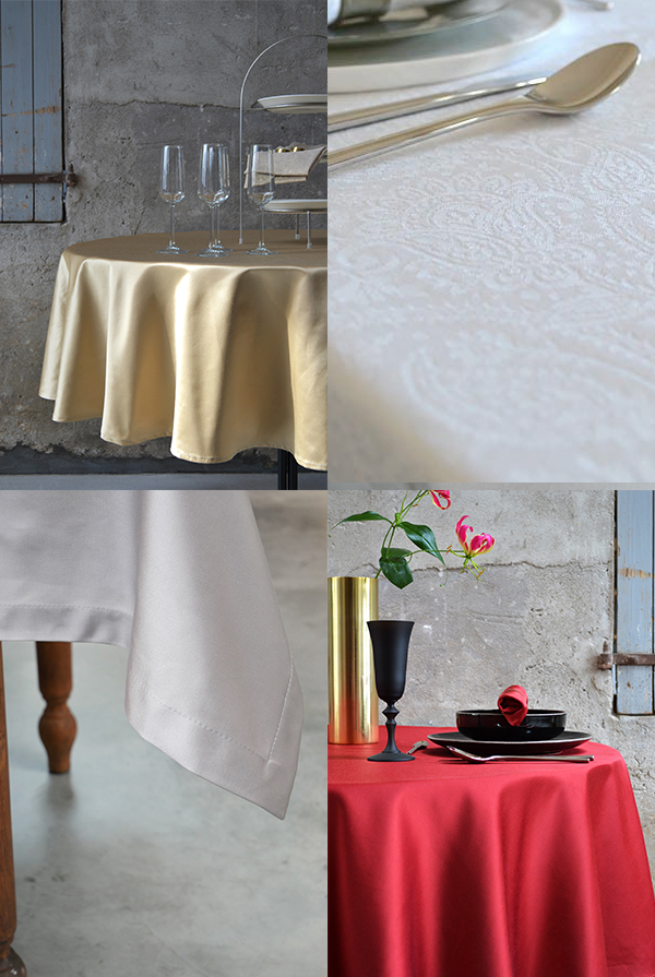 Cottona Tailor-made tablecloth for the holidays